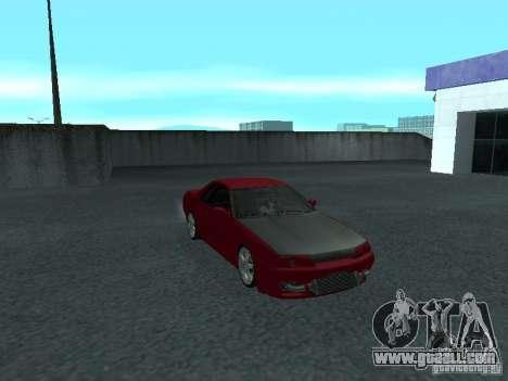 Nissan Skyline R32 Classic Drift for GTA San Andreas inner view