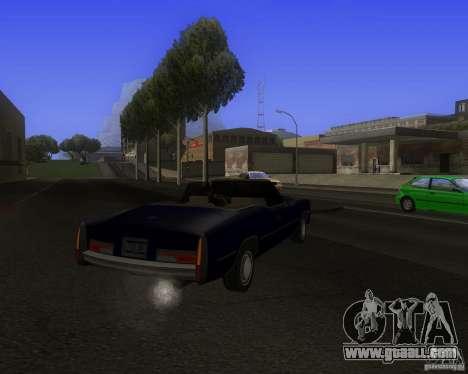 HD Esperanto for GTA San Andreas right view