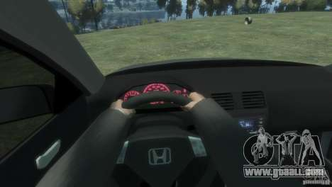 First person for GTA 4