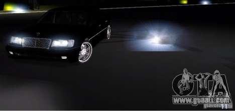 Electronic Speedometr for GTA San Andreas second screenshot