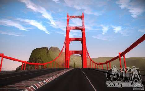 San Fierro Re-Textured for GTA San Andreas eighth screenshot