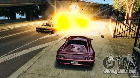 CarRocket v2 for GTA 4