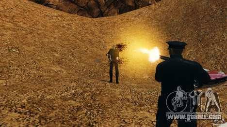 Bullet Time for GTA 4 sixth screenshot