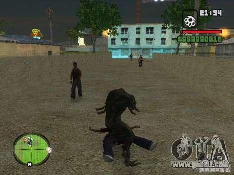 Bibliotekar for GTA San Andreas seventh screenshot