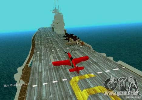 Battle Ship for GTA San Andreas