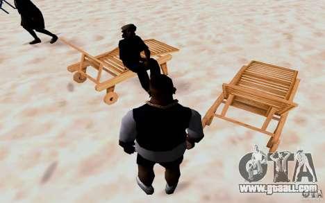 Reality Beach v2 for GTA San Andreas eighth screenshot