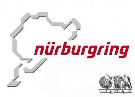 Nordschleife Circuit v1.0 [Beta] for GTA 4