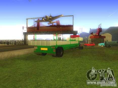 TCM trailer-993910 for GTA San Andreas