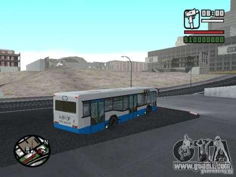 Maz 103 for GTA San Andreas right view