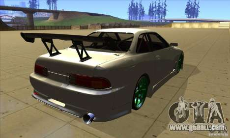 Toyota Soarer for GTA San Andreas right view