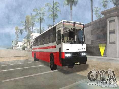 IKARUS 250 for GTA San Andreas