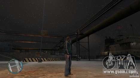 Gun-rocket launcher for GTA 4 second screenshot