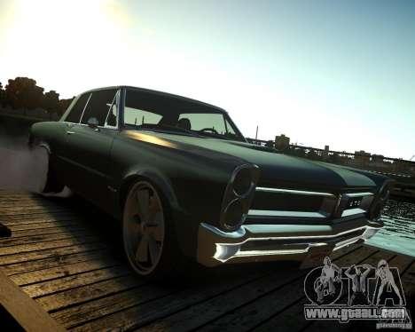 Pontiac GTO DF for GTA 4
