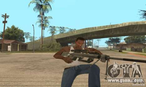 Intervenšn from Call Of Duty Modern Warfare 2 for GTA San Andreas
