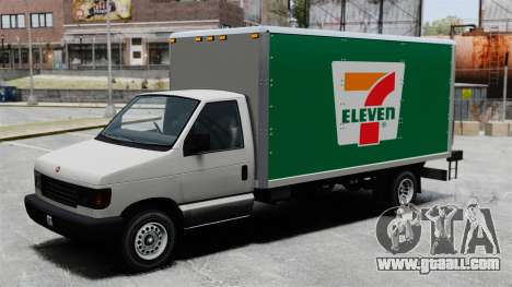 The new advertisement for truck Steed for GTA 4