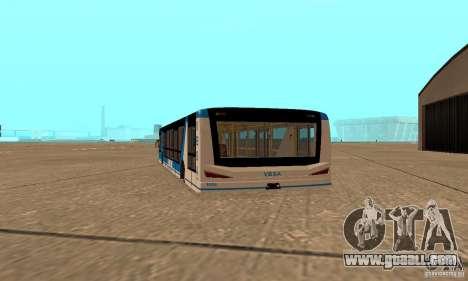 Design X XAPGL for GTA San Andreas left view