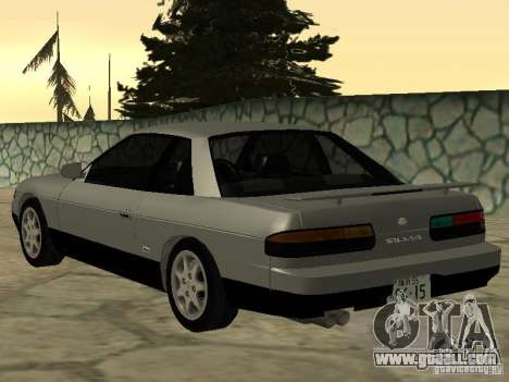 Nissan Silvia PS13 for GTA San Andreas left view