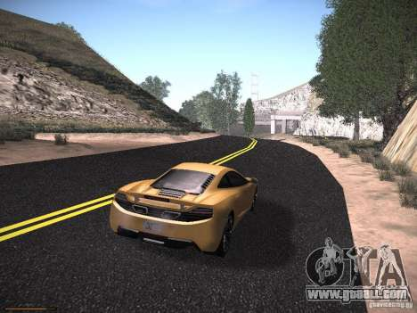 LiberrtySun Graphics ENB v2.0 for GTA San Andreas third screenshot