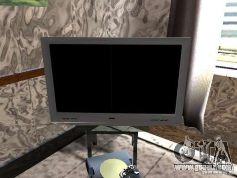 New TV for GTA San Andreas