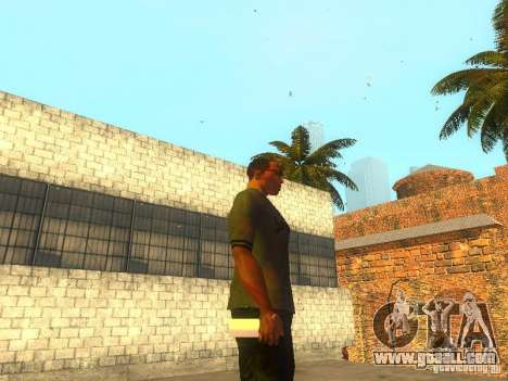 Bombing Mod by Empty v3.0 for GTA San Andreas fifth screenshot