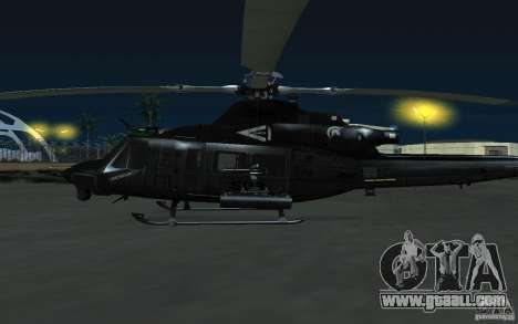UH-1Y Venom for GTA San Andreas right view