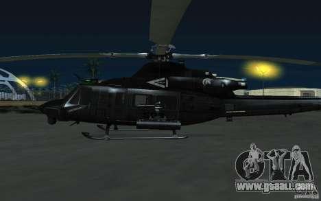 UH-1Y Venom for GTA San Andreas right view
