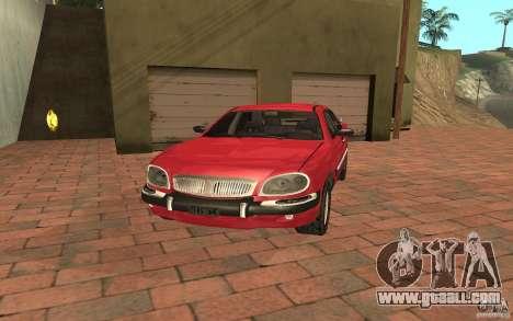 GAS-3111 for GTA San Andreas