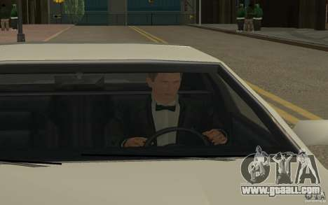 Agent 007 for GTA San Andreas fifth screenshot
