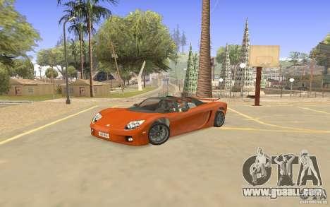 Veloche Car for GTA San Andreas