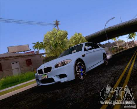 ENBSeries by Sankalol for GTA San Andreas eleventh screenshot