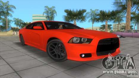 Dodge Charger for GTA Vice City