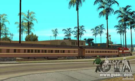 Canadian Pacific for GTA San Andreas