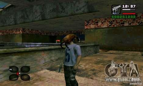 Headcrab for GTA San Andreas
