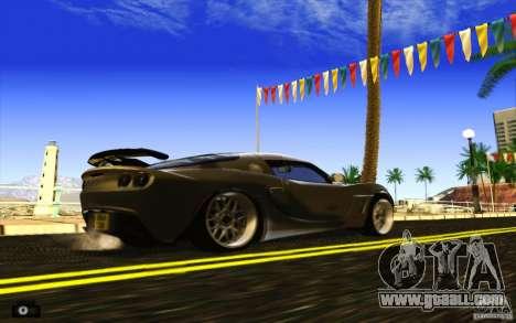 ENBSeries HD for GTA San Andreas
