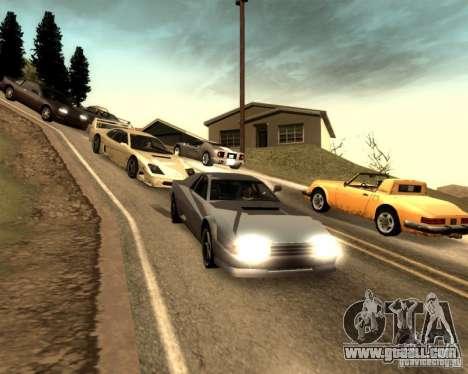 ENBSeries by Sashka911 v3 for GTA San Andreas
