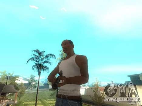 Rifle VSS Vintorez for GTA San Andreas third screenshot