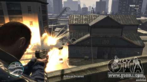 Micro Uzi Rocket Mod for GTA 4 second screenshot