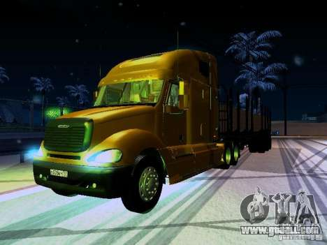 Freightliner Columbia for GTA San Andreas
