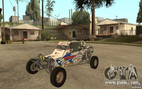 CORR Super Buggy 2 (Hawley) for GTA San Andreas