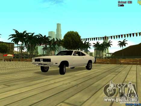 New Graph V2.0 for SA:MP for GTA San Andreas third screenshot