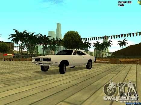 New Graph V2.0 for SA:MP for GTA San Andreas third screenshot
