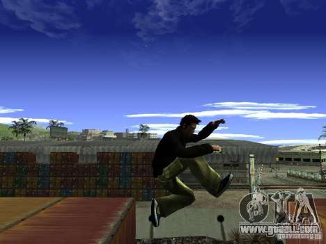 Claude HD Remake (Beta) for GTA San Andreas seventh screenshot