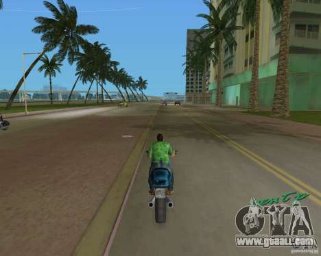 New water, newspapers, leaves, Moon for GTA Vice City
