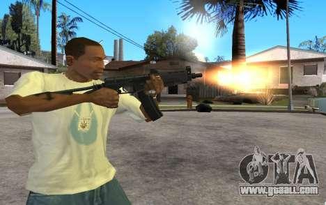 SR3M for GTA San Andreas third screenshot