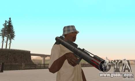 Pack weapons of Star Wars for GTA San Andreas ninth screenshot