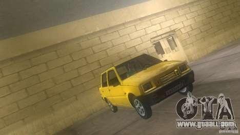 VAZ 1111 Oka Sedan for GTA Vice City right view