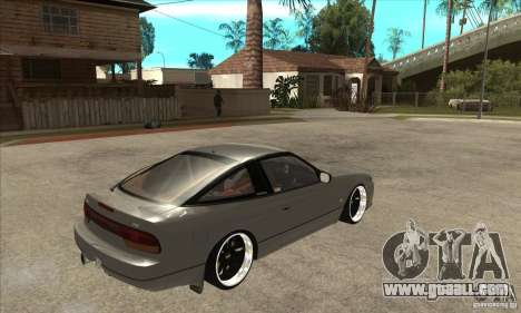 Nissan Silvia S15 1999 for GTA San Andreas right view