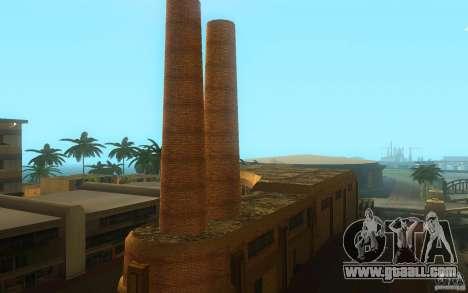 New textures in Los Santos for GTA San Andreas third screenshot