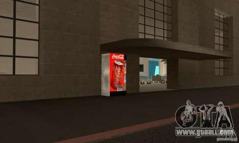 Cola Automat for GTA San Andreas second screenshot