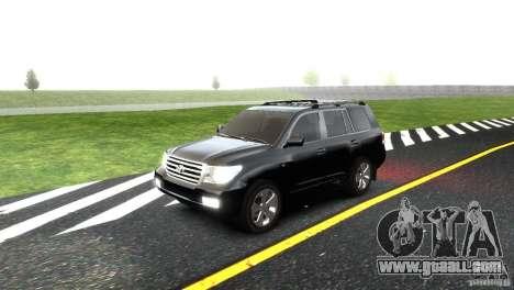 Toyota Land Cruiser 200 RESTALE for GTA 4